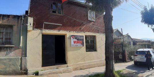(Cod 600) Venta Casa Sector Hospital Quilpue (Sandra)