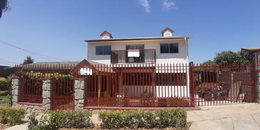 (Cod 767) Venta casa excelente sector, Quilpué (canje)