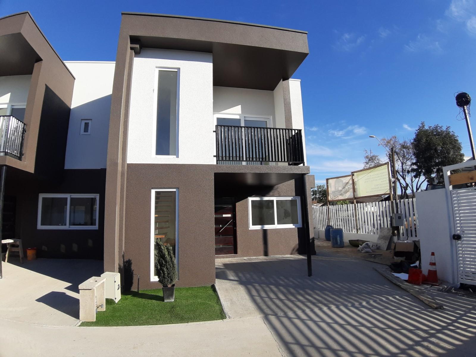 (COD 860) Casas en Arriendo con Compromiso de Venta – Proyecto Condominio Quilpue – Sandra