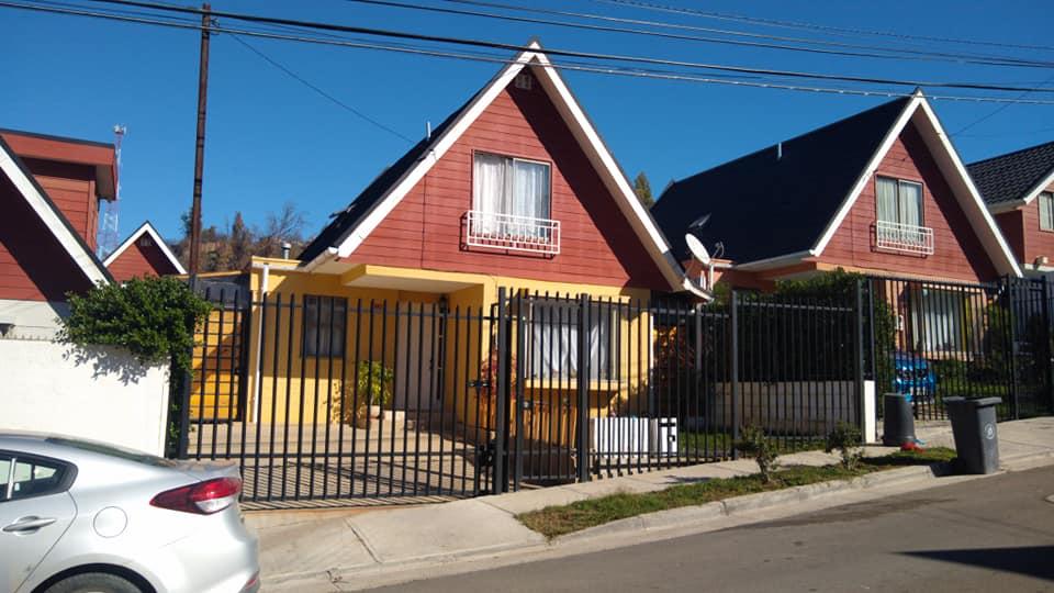 (COD 938) Se Vende Casa Independiente y Apacible en Sector Norte de Peñablanca
