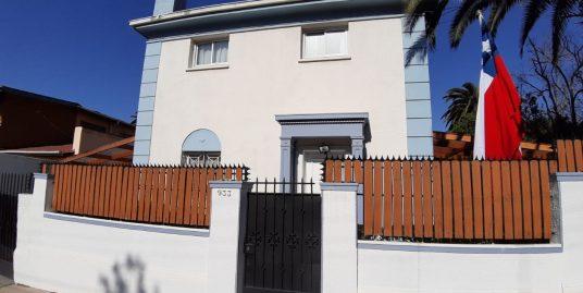 (COD 973) Se Vende Casa Independiente en Sector Residencial de Quilpué