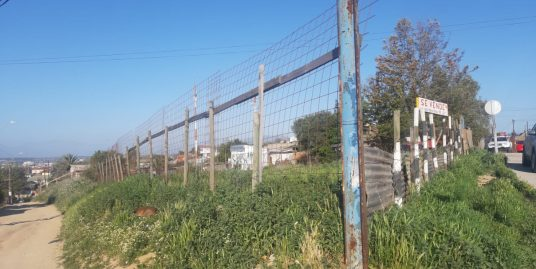 (COD 971) Se Vende Terreno Esquina en Sector Marga Marga Quilpué