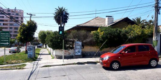 (COD 981) Se Vende Casa Esquina en Paradero 27 Quilpué