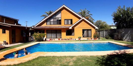 (Cod 1025) Venta Hermosa Casa Villa Alemana