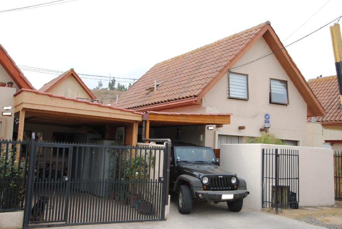 (Cod 1100) Venta Casa Villa Alemana